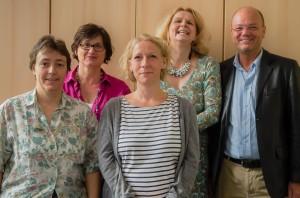SEB-Vorstand 2014-15