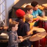 Schlagzeug auch