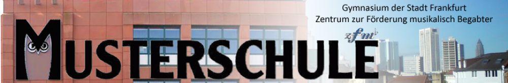 Musterschule Homepage