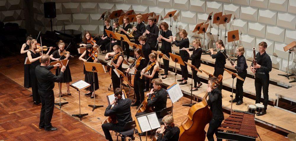 Kammerorchester vertritt Hessen
