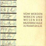 Festschrift 1928