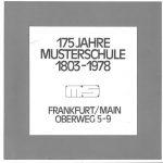 Festschrift 1978